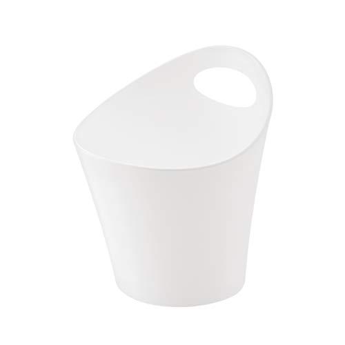 koziol Utensilo Pottichelli XS, Kunststoff, weiß, 11.8 x 10.7 x 13 cm