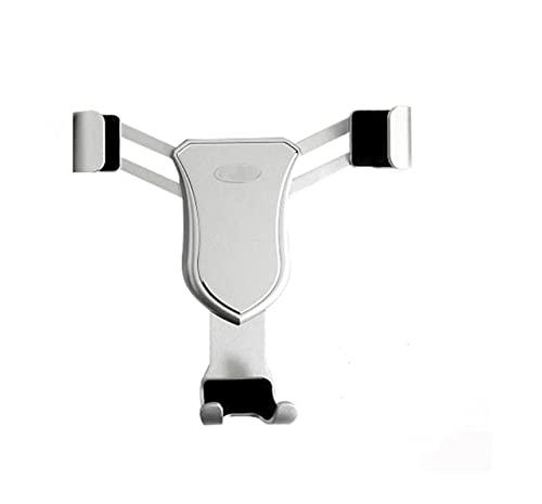 JIAOJIAO HAN-Store Ajuste para KIA K5 Auto Coche Soporte de teléfono Inteligente Soporte de teléfono de ventilación de Aire Montaje de Cuna Montaje Gravedad Accesorio para iPhone Xiaomi Samsung