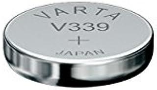 1 Batterie Varta Uhrenbatterie V339 Bürobedarf Schreibwaren