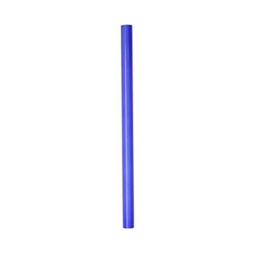 304 Edelstahl Trinkhalm Temperatur ändern Farbe Strohhalme Verdickung Bubble Tea Juice Multi Spezifikation Metallstrohhalme, 12x215mm