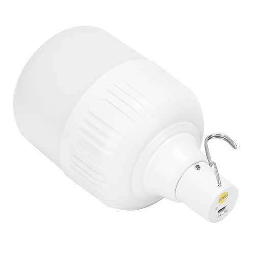 ROMACK Luz para Acampar, luz LED para Acampar Aplicación Amplia 3 Modos de Trabajo Ajustable Buena luz para Porche para Patio para Patio para jardín/para Barbacoa