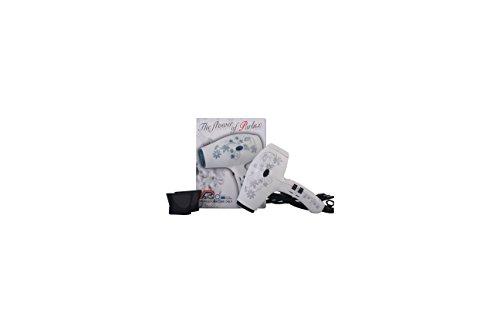 """Parlux 3500 Ceramic & Ionic """"Flower Edition"""" asciugacapelli phon"""