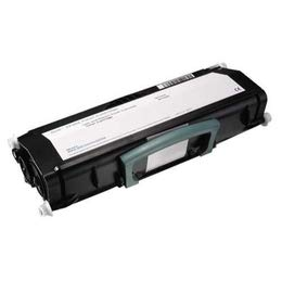 XL tonercartridge zoals Dell 593-10335, 593-10334, 593-10337, 593-10336, PK491, PK492, PR700 voor DELL 2330, 2330 d, 2330 dn, 2330 n, 2350 d, 2350 dn Kleur: zwart/zwart Pagina-vermogen: 6.000 pagina's