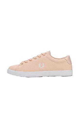 Fred Perry - Schuhe Frau B5154W Lottie H24 Coral - Orange-rosa, 37 EU FP