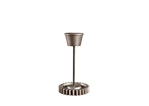 Bougeoir (Aluminium) - DEKO #150