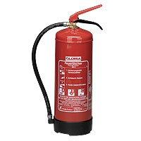 Extintor de polvo de 6 kg. (43A-233B) | Gloria | Referencia: PD6 GA