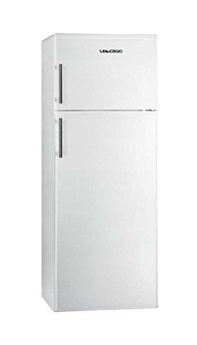 SanGiorgio SD24SS Libera installazione 215L A+ Argento frigorifero con congelatore