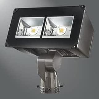 Lumark NFFLD-A40-S Night Falcon Slipfitter LED Floodlight Luminaire, 129W, 120-277V