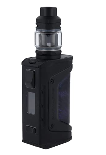 GeekVape Aegis Legend e zigarette - max. 200 Watt - Z Verdampfer 5ml - Farbe: Schwarz-blau