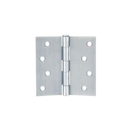 37656 Cosmas Oil Rubbed Bronze Door Hinge 4 Inch x 4 Inch with 1//4 Inch Radius Corners 12 Pack