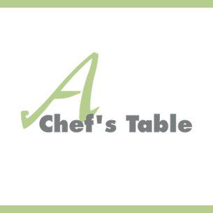 A Chef's Table, August 2, 2007 audiobook cover art