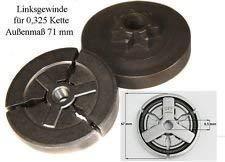 Koppeling sterkettingwiel kettingzaag motorzaag voor 0,325 ketting