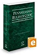 Best pennsylvania rules of court Reviews
