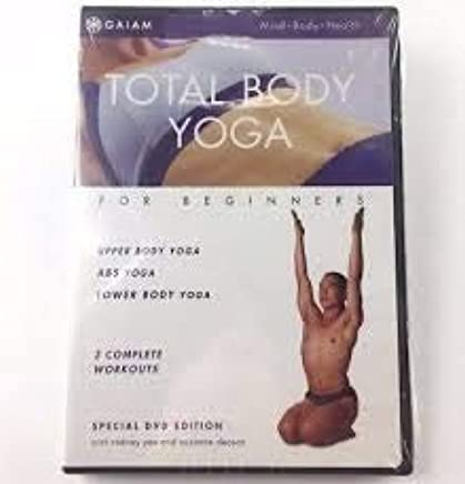Amazon.com: TOTAL BODY YOGA FOR BEGINNERS -- Special DVD ...
