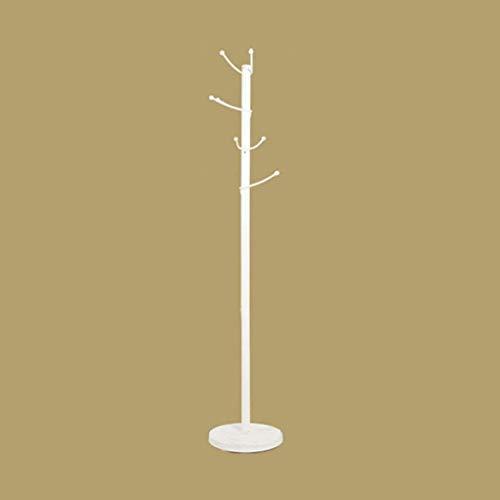 Lipenli Percha Percha de metal bastidores de secado suelo árbol estante dormitorio perchero