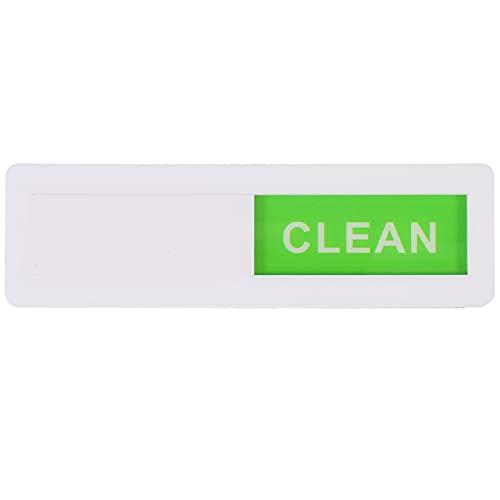OSALADI Lavavajillas Limpio Signo Sucio Imán Limpio Indicador Sucio Hotel Cocina Lavadora Imán Refrigerador