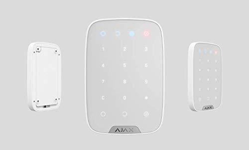 AJAX - Sistema de seguridad de alarma inteligente - Teclado inalámbrico sensible al tacto