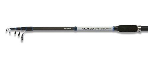 Shimano Alivio Tele Slim GT 300 H Telerute Rute Angelrute Rod Teleskoprute