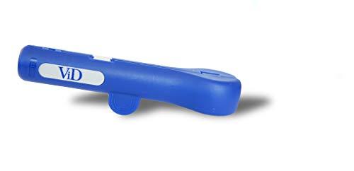 ViD® Rundkabel-Stripper No.13 | Abisolierer für Rund- und Feuchtraumkabel von 6,0-13,0mm (z.B. NYM 3x1,5-5x2,5 mm²) | Profi Abisolierwerkzeug | Abmantler | Kabelstripper I100% Made in Germany