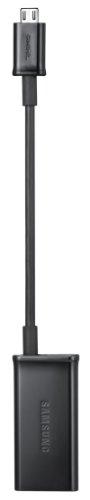 Original HDTV zu HDMI Adapterkabel EIA2UHUNBECSTD (kompatibel mit Galaxy S2) in schwarz