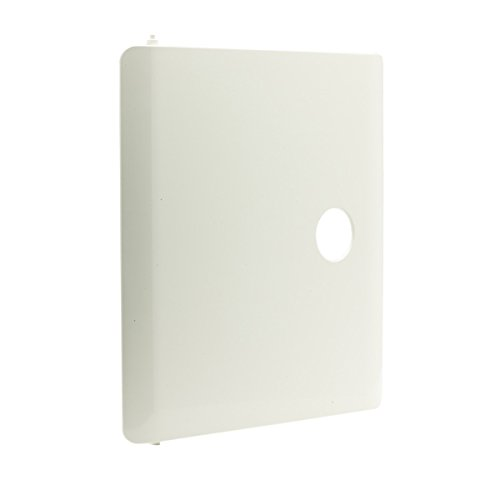 Kartell 497803 Tür Componibili 30,5 x 32,5 cm ABS, undurchsichtig weiß