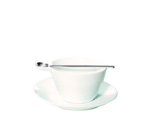 ASA Selection - Tazza da Cappuccino + piattino + cucchiaino