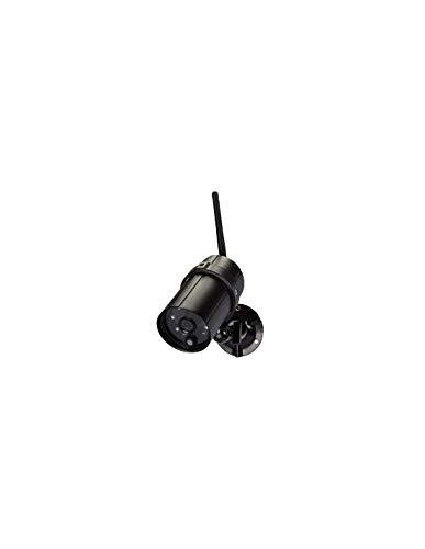 VELLEMAN - CAMIP21 IP camera voor buiten, cilindrisch, IR, Wifi, plug en play, SD-kaartsleuf, 1 MP 173958