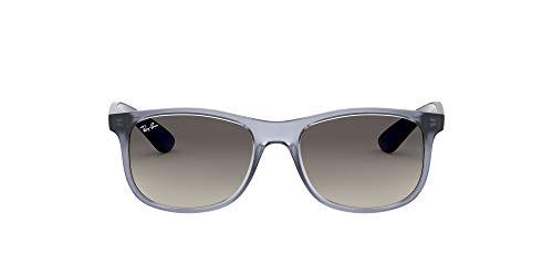 Ray-Ban JUNIOR 0RJ9062S Gafas de sol, Transparente Blue, 48 Unisex