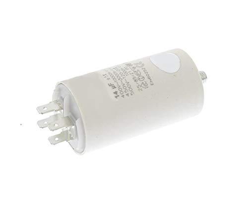Trova un condensatore di avviamento motore Microfarad di ricambio 14UF 14MFD 450VAC