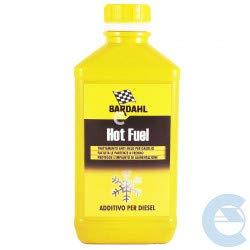 BARDAHL Hot Fuel Additivi Diesel Anticongelante Antigelo Per Gasolio 1LT