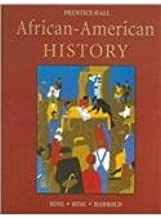 african american history textbook prentice hall