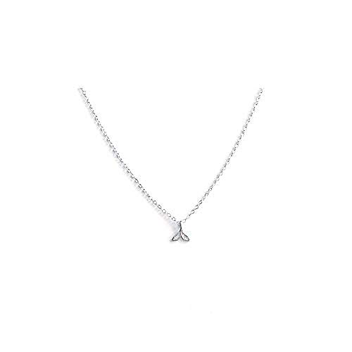 Ahuyongqing Co.,ltd Necklace Cute Tail Chain Necklace Chain