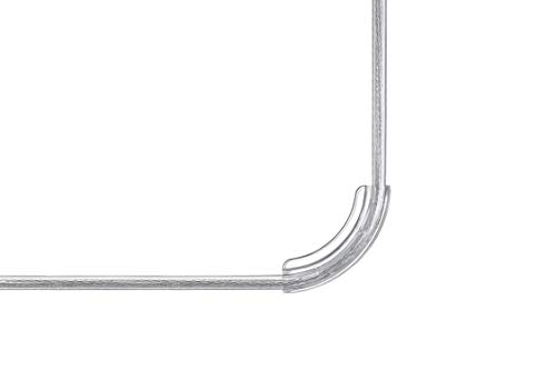 SAMSUNG 15m One Invisible Connect Cable for QLED 4K & The Frame TVs (2019) - White - VG-SOCR15/ZA