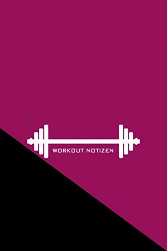 Workout Notizen: Bodybuilding, Tabellen zur Trainingskontrolle, Gewichtskontrolle, Workoutnotizen, Trainingstagebuch, Fitness Logbuch. Gym Logbuch. ... zum Eintragen von Trainingsfortschritten.
