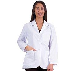 White Swan Ladies Consultation Coats 15104, S
