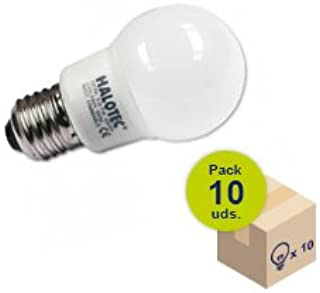 Lot de 10/ampoules basse consommation Mini ELT E14 230/V 13/W 4200/K