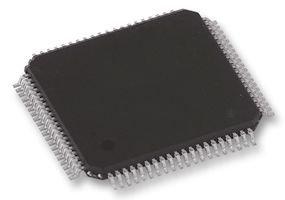 16BIT MCU/DSP, 144K FLASH, TQFP80 DSPIC30F6014A-30I/PF Di MICROCHIP
