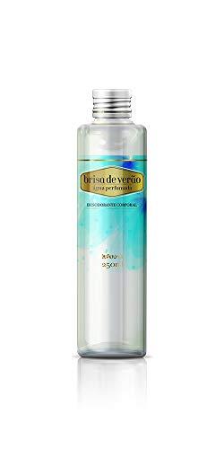 Desodorante Corporal Água Perfumada Brisa de Verão, Petúnia, 250 Ml, Petunia