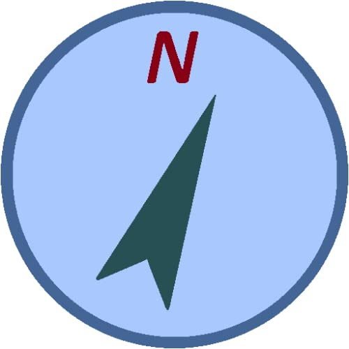 Schnelle Kompass (Geschmackvolle Color)