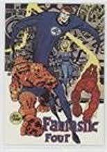 Fantastic Four (Trading Card) 1998 Skybox Marvel: Silver Age - Jack Kirby Tribute #JK2