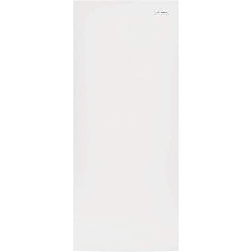 Frigidaire FFFU13F2VW 28 Inch White Freestanding Upright Counter Depth Freezer