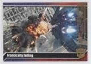 Frantically falling (Trading Card) 2014 Topps Transformers UK - [Base] #105