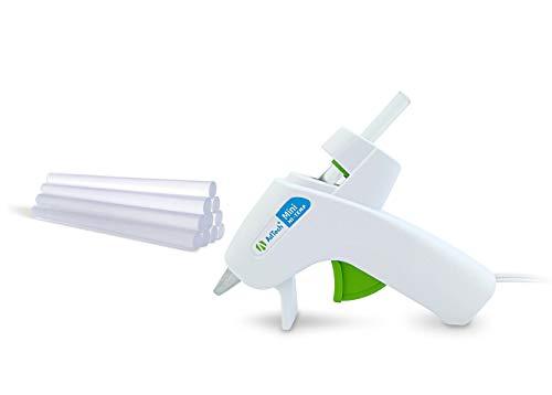 Mini Hi-Temp Hot Glue Gun Combo Pack, White