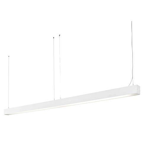 Ore 040405601 projecteur Barcelona-Pendentif (Ampoule incluse) LED blanc injecté 26 W Aluminium