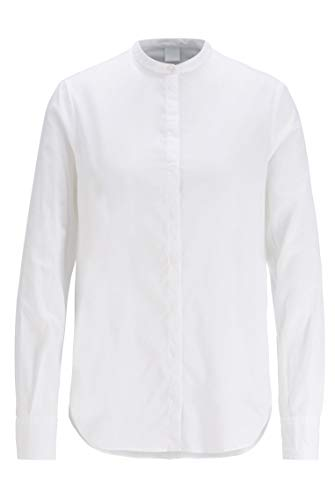BOSS Efelize_17 Blusa, Blanco (White 100), 40 para Mujer