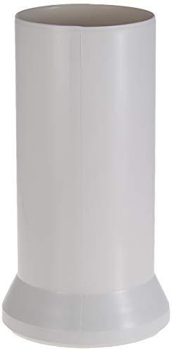 Anschlussrohr für Stand WC | Weiß | 250 mm | WC, Toilette