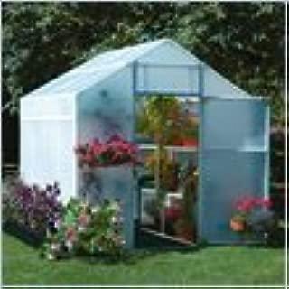 Solexx Garden Master 8' x 8' Twin Walled Greenhouse