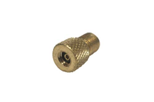 XLC Ventiladapter-2501960061 Pieces de Velo Adulte-Mixte, Or, Taille Unique