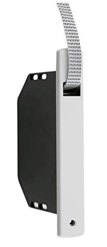 Eco-Stock Recogedor Persiana estándar Blanco Cinta de 14 mm (Cinta Ancho de 14 mm)