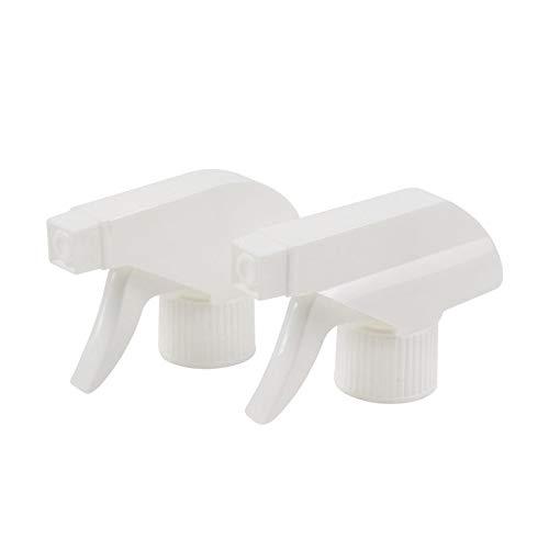 4 pcs Pulvérisateur Bouteille Déclencheur Buse Remplacement Têtes de Pulvérisateur En Plastique pour Verre ou Remplacement de Bouteille En Plastique